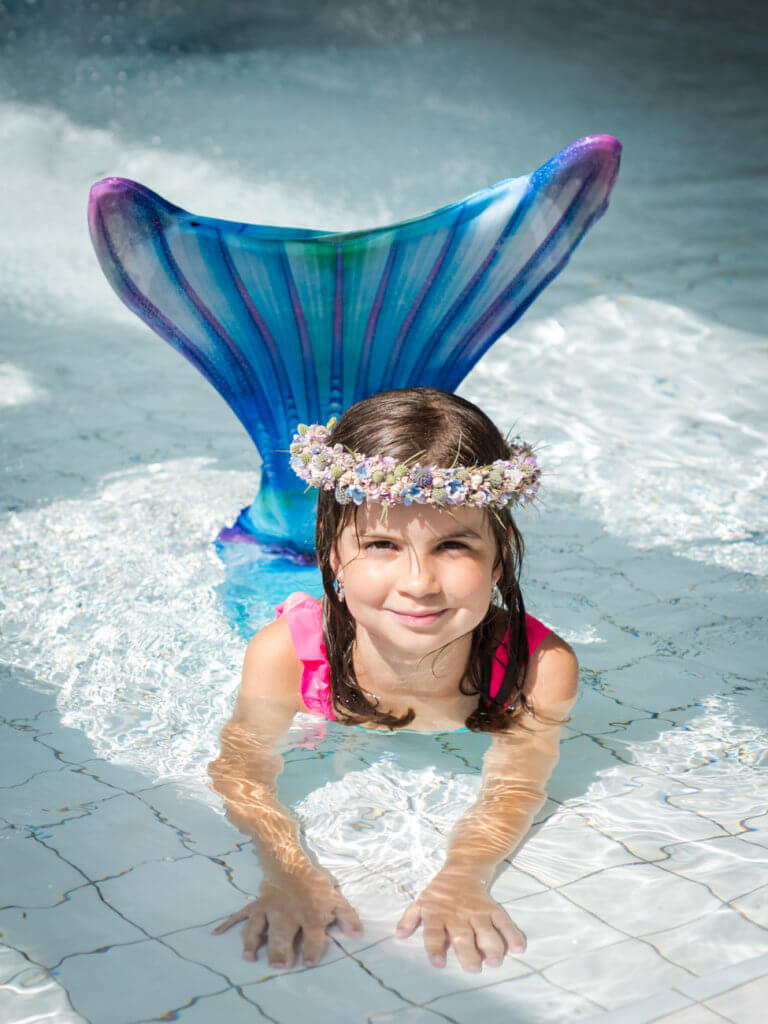 Meerjungfrauenkurse